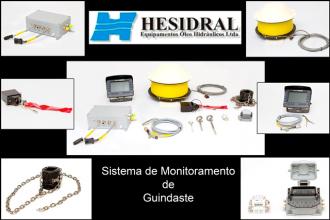 Sistema de Monitoramento de Guindaste